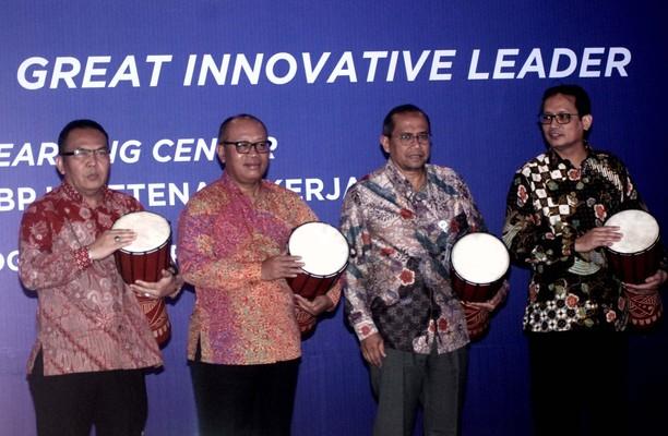 Seminar Mencetak Pemimpin Perusahaan Inovatif