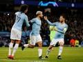Kalahkan Schalke 7-0, Manchester City Lolos ke Perempat Final