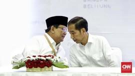 Survei Kompas: Jarak Jokowi-Prabowo Menipis Jadi 11,8 Persen