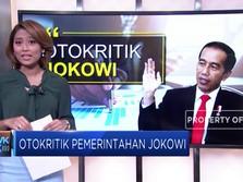 Jokowi Otokritik Pemerintahan Di Bawahnya