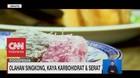 Olahan Singkong, Kaya Karbohidrat & Serat