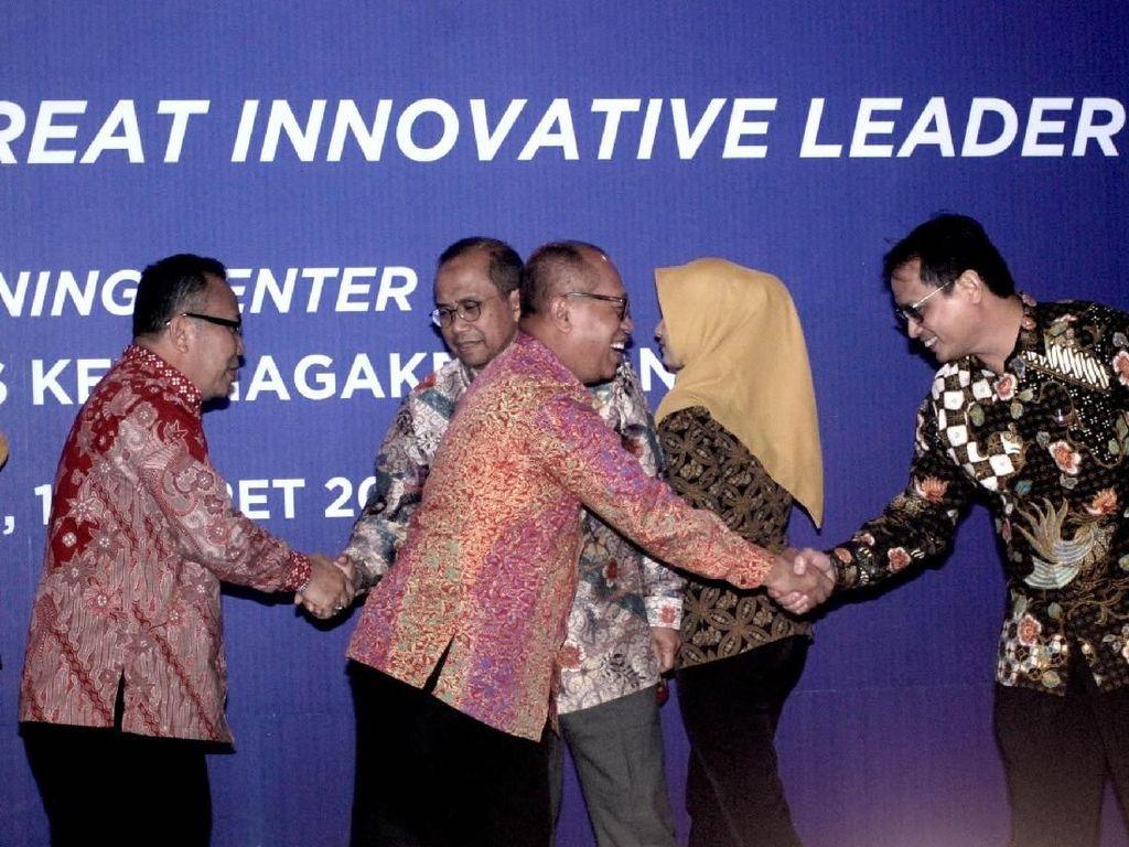 Kegiatan ini bertujuan mengembangkan kompetensi kepemimpinan inovatif bagi pemimpin SDM perusahaan.