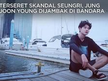 Saat Jung Joon Young Dijambak di Bandara Incheon