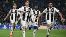 Demi Liga Champions, Juventus Bakal Sering Simpan Ronaldo