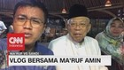 Vlog: Tips Sehat Ala Ma'ruf Amin