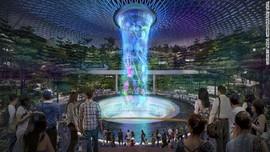 Tak Kalah Mewah, 'Adik' Bandara Changi Beroperasi Tahun Ini