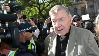 Eks Penasihat Paus Divonis 6 Tahun Bui Terkait Pelecehan Anak