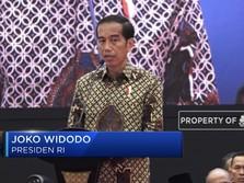 Jokowi Usul Kementerian Investasi dan Ekspor
