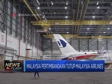 Malaysia Pertimbangkan Tutup Malaysia Airlines