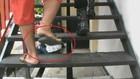 Penyelundupan Sabu dalam Sandal