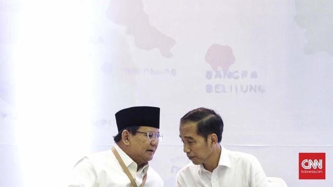 Bawaslu: Jokowi dan Prabowo Langgar Aturan Kampanye Terbuka