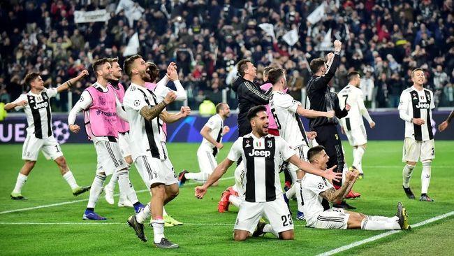 Daftar Enam Klub Lolos ke Perempat Final Liga Champions