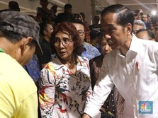 Heboh Jokowi Restui Asing Buru Harta Karun, kok Susi Kecewa?