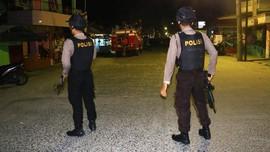 Polisi Ledakkan Sisa Bom Teroris Sibolga