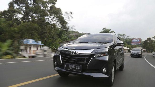 'Mobil Sejuta Umat' Topang Penjualan Toyota Pasca Pilpres