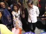 Habiskan Rp 150 M, Jokowi Lega Kini Ada 'Pasar Tsukiji' di RI