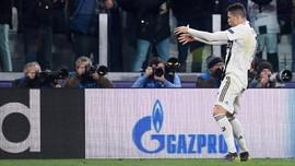 Ronaldo Didenda UEFA Soal Selebrasi Kontroversial