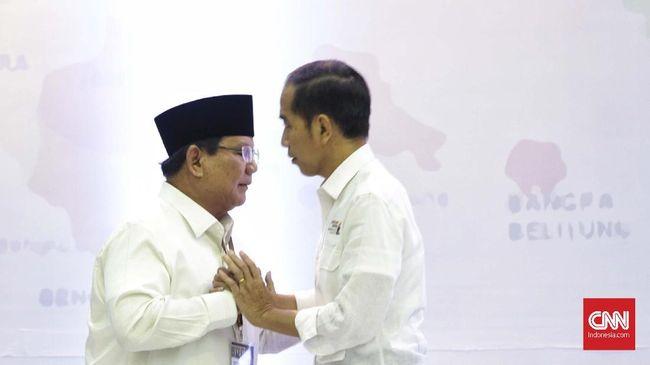 Jokowi ke Sibolga, Prabowo Raih Gelar Bangsawan di Pontianak