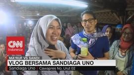 Vlog: Tips Sehat Ala Sandiaga Uno