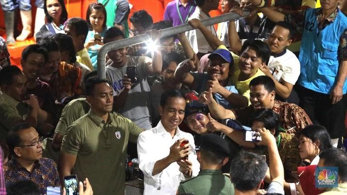 Tiru Jepang, Pasar Ikan Muara Baru Dikunjungi Jokowi & Susi