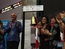 Sri Mulyani Bicara Soal Perempuan dan Kesetaraan Gender di RI