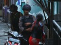 Gegana Ledakkan Bom Milik Terduga Teroris Sibolga