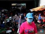 Rawan Corona, Pasar Kurang Perhatian Protokol Kesehatan