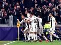 Ronaldo Hattrick, Juventus ke Perempat Final Liga Champions