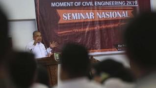 Mendes ke Mahasiswa Bengkulu: Kalian akan Jadi Unicorn Baru