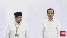 Jokowi Kampanye Terbuka Perdana di Banten, Prabowo di Manado
