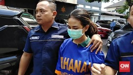 IPW Minta Vanessa Angel Dijadikan <i>Whistleblower</i>