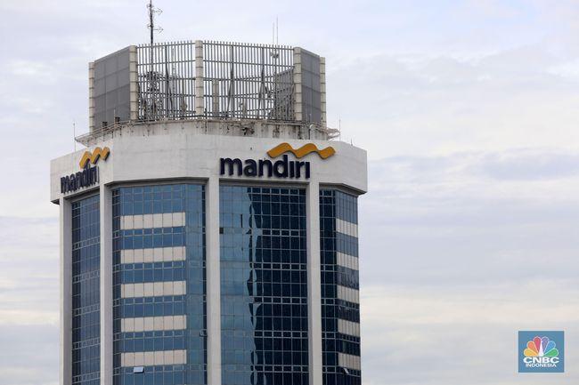 Bank Mandiri Naikkan Limit Transfer Online Jadi Rp 200 Juta