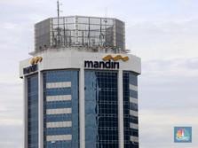 1 Karyawan Bank Mandiri Cabang Kyai Tapa Suspect Corona