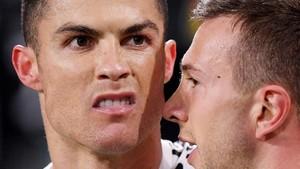 Juventus Diklaim Tak Mau ke AS Karena Takut Ronaldo Ditahan