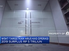 WSKT Targetkan Arus Kas Operasi 2019 Surplus Rp 5 Triliun
