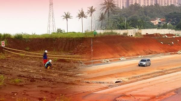 Situs Kuno Tertabrak Proyek Tol
