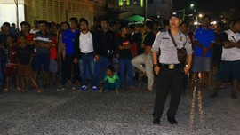 Pasca Bom Susulan di Sibolga, Polisi Evakuasi Warga