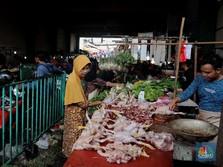 Harga Daging Ayam Naik, 3 Saham Poultry Terbang