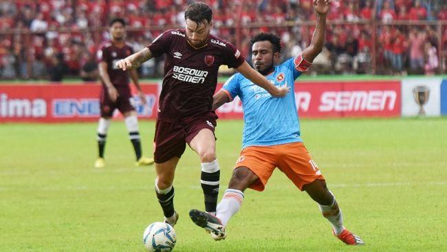 Piala AFC: Kemenangan PSM Diwarnai Aksi 'Brutal' Bek Kaya FC