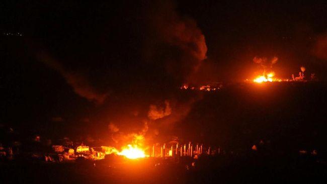 Serangan Udara Hantam Suriah, 18 Pasukan Pro-Iran Tewas