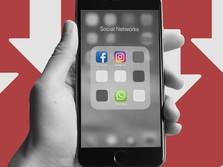 Terungkap Kronologi Facebook, Instagram & WhatsApp Down 7 Jam