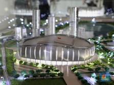 2021, Anies Punya Stadion Selevel 'Old Trafford-Bernabeu'