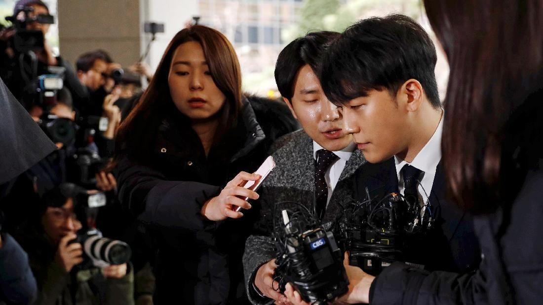 Kasus Prostitusi Idol K-pop