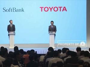 Rencana Investasi Softbank Group dan Toyota ke Uber
