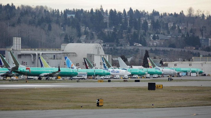 Fitch: Kasus 737 Max Ancam Rating Kredit Boeing