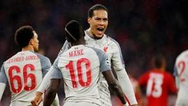 FOTO: Liverpool Tegaskan Dominasi Inggris di Liga Champions