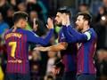 Kalahkan Lyon, Barcelona ke Perempat Final Liga Champions