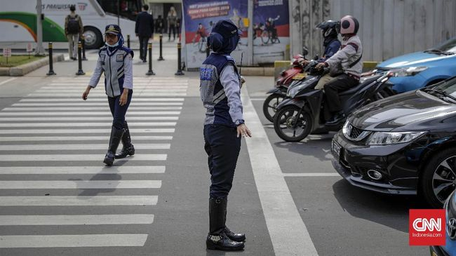Dishub DKI akan Patroli Tiga Jam Sekali di Jalur Sepeda