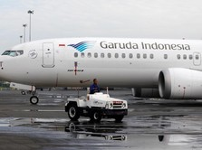 Laporan Laba Janggal, OJK Minta BEI Periksa Manajemen Garuda