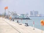 Akhir Maret, Proyek Makassar New Port Tahap I Selesai